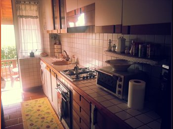 EasyStanza IT - Offro camera singola o tutto  l'appartamento. , Siena - € 340 al mese