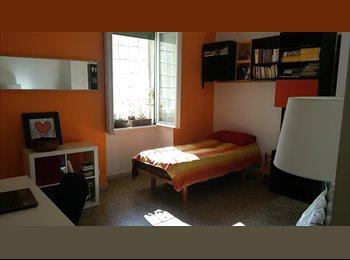 EasyStanza IT - Single room with private bathroom for Erasmus, Aurelio-Boccea - € 500 al mese