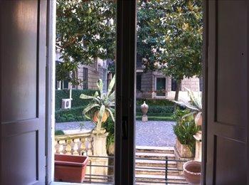 EasyStanza IT - Posizione centrale, ottimo quartiere, silenzioso per ragazze, GregorioVII-B.Ubaldi - € 600 al mese