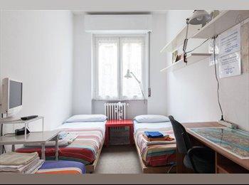 EasyStanza IT - 45 EURO A NOTTE-LAMBRATE-LEONARDO CAMPUS, Pta Venezia - Citta Studi - Lambrate - € 100 al mese