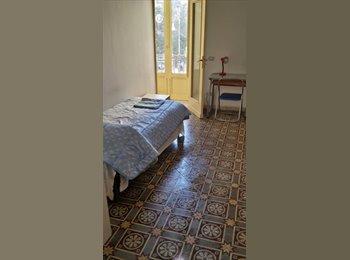 EasyStanza IT - City/center, new apartment, 2 bathrooms and big kitchen, Palermo - € 190 al mese