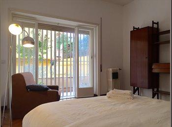 EasyStanza IT - Double room for single use, Trastevere-Borgo - € 550 al mese