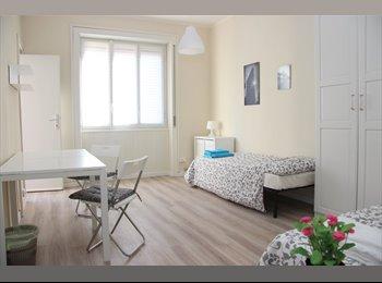 EasyStanza IT - Twin room close to Cattolica,NABA, IULM, Bocconi, Navigli - Ticinese - Pta Genova - Lorenteggio - € 650 al mese