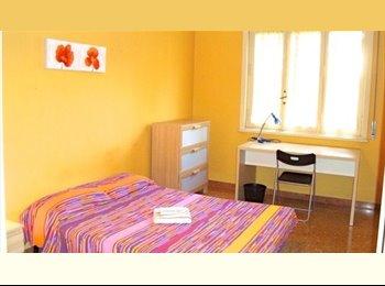 EasyStanza IT - Appartamento spazioso e silenzioso, Trastevere-Borgo - € 500 al mese