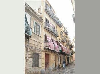 EasyStanza IT - appartamento centro storico, Palermo - € 100 al mese