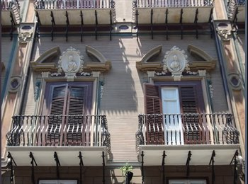 EasyStanza IT - AFFITASI STANZE SINGOLE,  DOPPIE E/O DEPENDENCE, Palermo - € 170 al mese