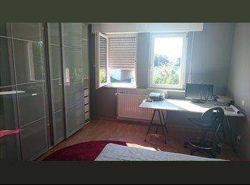 Appartager LU - Chambre d'étudiant nouvellement aménagée+ SDD privative. , Mersch - 500 € / Mois