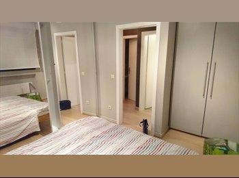 Appartager LU - Magnifique chambre à  Bonnevoie + SBD privée!, Luxembourg - 900 € / Mois