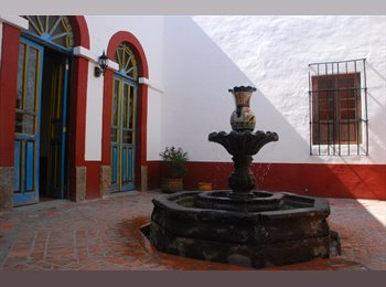 CompartoDepa MX - HABITACION - LINDA CASA MEXICANA - CENTRO GDL, Guadalajara - MX$3,000 por mes