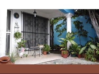 CompartoDepa MX - Comparto bonita habitacion a chica ordenada, Cancún - MX$2,800 por mes