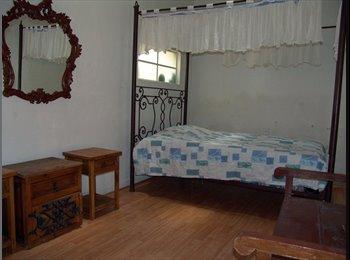 CompartoDepa MX - Céntrica habitacion amueblada  a 5 calles de Centro Historico, Puebla - MX$3,000 por mes