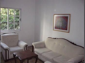 CompartoDepa MX - Amplia y tranquila habitación en Polanco , Miguel Hidalgo - MX$8,500 por mes