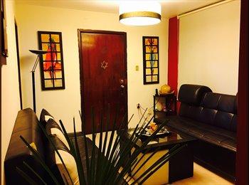 CompartoDepa MX - rento cuarto, 3000 urgente, Cuauhtémoc - MX$3,000 por mes
