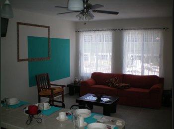 CompartoDepa MX - Rento habitación amueblada a Profesionista, Tampico - MX$3,500 por mes
