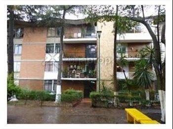 CompartoDepa MX - Rento habitacion cerca de televisa san angel!!, Tlalpan - MX$4,000 por mes