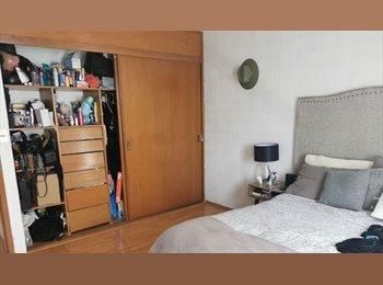 CompartoDepa MX - Amplia habitacion en Polanco para mujer, Miguel Hidalgo - MX$7,300 por mes