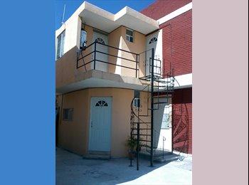 CompartoDepa MX - Departamento de 4 recámaras amueblado, Cholula - MX$2,300 por mes