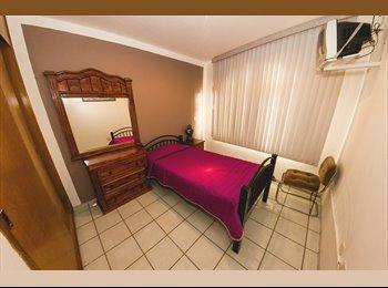 CompartoDepa MX - Habitaciones individuales en Zapopan Jalisco, Guadalajara - MX$3,500 por mes