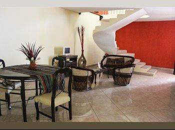 CompartoDepa MX - Casa Motolinia, Tlaquepaque - MX$1,900 por mes