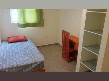 CompartoDepa MX - Rento habitación en iztapalapa, Iztapalapa - MX$1,900 por mes