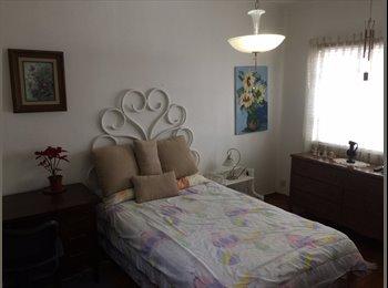 CompartoDepa MX - Rento habitación amueblada., Cuajimalpa de Morelos - MX$4,000 por mes