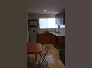 CompartoDepa MX - Renta Suites, San Andrés Cholula - MX$5,000 por mes