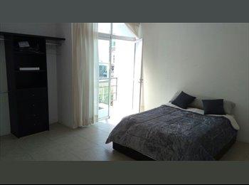 CompartoDepa MX - Bellas habitaciones  UDLAP, San Andrés Cholula - MX$3,700 por mes