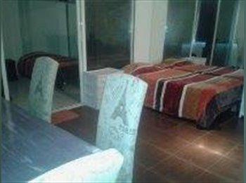 CompartoDepa MX - loft con 4 camas, cerca COLMEX y hosp. Angeles del Pedregal., Tlalpan - MX$4,000 por mes