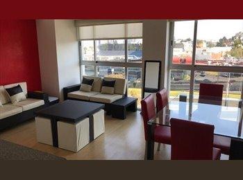 CompartoDepa MX - Rento habitación amueblada, baño privado y estacionamiento, Cuajimalpa de Morelos - MX$8,000 por mes