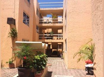 CompartoDepa MX - Rento habitación estudiantes/profesionistas, San Andrés Cholula - MX$2,500 por mes