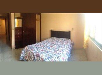 CompartoDepa MX - Habitaciones amuebladas UAM Iztapalapa, Iztapalapa - MX$2,500 por mes