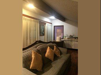 CompartoDepa MX - Rento bonita habitación en departamento con áreas comunes cerca de Santa Fe y Mixcoac., Alvaro Obregón - MX$3,500 por mes