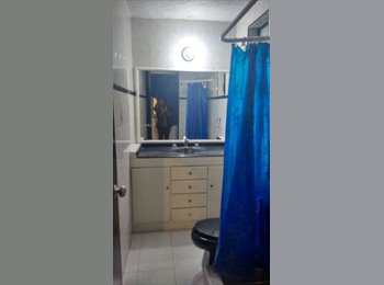 CompartoDepa MX - Se rentan habitaciones nuevas a caballeros. Buena ubicación, Gustavo A. Madero - MX$2,300 por mes