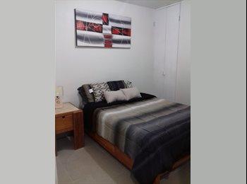 CompartoDepa MX - HABITACIONES NUEVAS TIPO HOTEL CON BAÑO A 50 MTS AVE HIDALGO TAMPICO, Tampico - MX$2,750 por mes