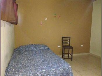 CompartoDepa MX - Rento recámara compartida en depa amueblado, San Nicolás de los Garza - MX$2,000 por mes