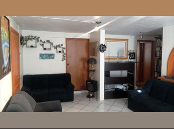 CompartoDepa MX - the orange home busca roomie, Tlalpan - MX$2,500 por mes