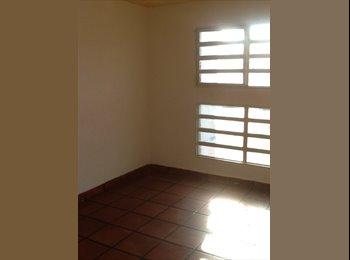 CompartoDepa MX - Rento habitación , San Luis Potosí - MX$2,500 por mes