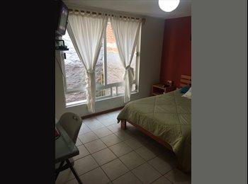 CompartoDepa MX - Habitación amueblada, Alvaro Obregón - MX$3,800 por mes