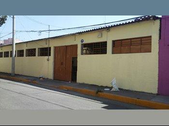 CompartoDepa MX - BODEGA CON OFICINAS LLUVIA DE ORO IZTAPALAPA, Iztapalapa - MX$25,000 por mes