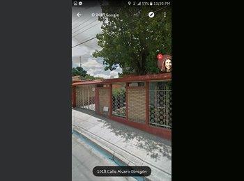 CompartoDepa MX - Se renta habitación, Saltillo - MX$2,500 por mes