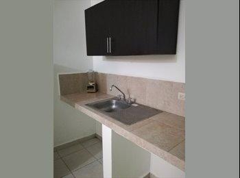 CompartoDepa MX - SE RENTA DEPARTAMENTO EN SAN NICOLAS, San Nicolás de los Garza - MX$2,500 por mes
