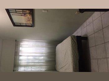 CompartoDepa MX -  Cuarto UANL IMSS 6 Metro  , San Nicolás de los Garza - MX$2,599 por mes