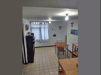 CompartoDepa MX - Habitación cerca de la UDLAP, Cholula - MX$2,500 por mes