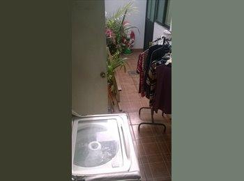 CompartoDepa MX - Se renta habitación amueblada ubicada a una cuadra de la Universidad de Durango, Culiacán - MX$3,000 por mes