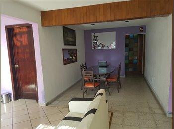 CompartoDepa MX - rento habitacion en alamos, Iztapalapa - MX$4,100 por mes