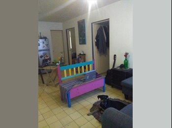 CompartoDepa MX - Expiatorio. Rento cuarto, busco roomie, Guadalajara - MX$2,300 por mes