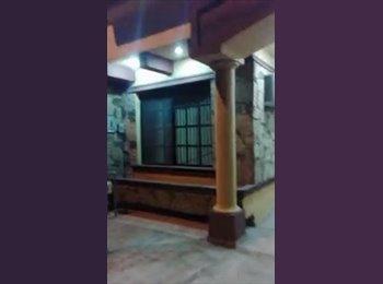 CompartoDepa MX - CUARTO AMUEBLADO CERCA DE TERNIUM,  UANL Y ALESTRA., San Nicolás de los Garza - MX$2,000 por mes