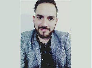 CompartoDepa MX - julio - 28 - México - D.F.