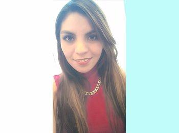 CompartoDepa MX - Valeria - 28 - Guadalajara