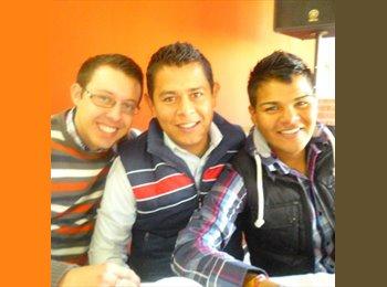CompartoDepa MX - Carlos - 30 - Saltillo